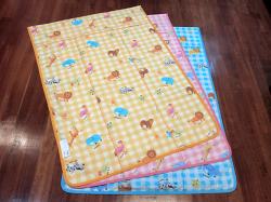 ■ お昼寝布団 専用掛け布団カバー アニマルランド(切替)