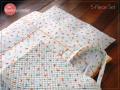 お昼寝布団5点セット【くまさんのおもちゃばこ】