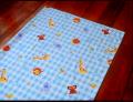 保育園・幼稚園用 お昼寝布団敷きカバー