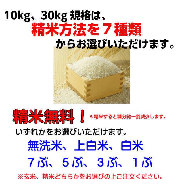【天の川のめぐみ茨城コシヒカリ30年度産米