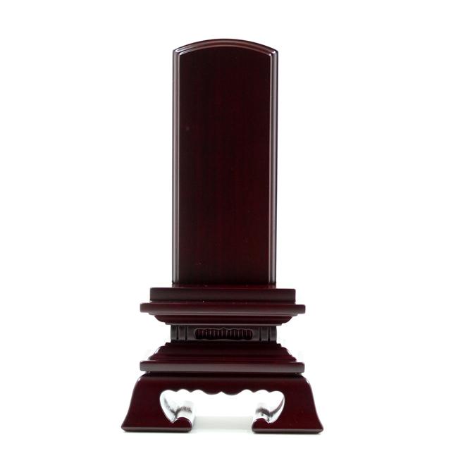 IH-0401     紫檀材位牌 春日 3,0寸~6,0寸 \12,900~\23,400