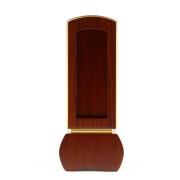 IH-0707     新世紀位牌 優徳回出 ブラウン 3,5寸~5,0寸
