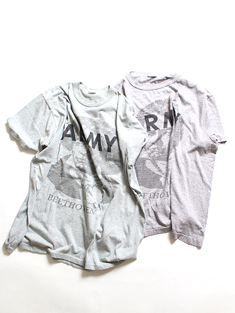 BEETHOVEN ARMY T SHIRT ベートーヴェンアーミーTシャツ