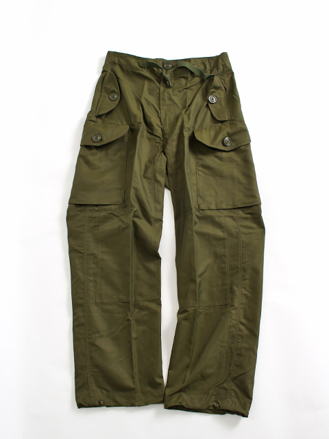 CANADIAN ARMY WINDPROOF OVER PANTS カナダ軍ウィンドオーバーパンツ