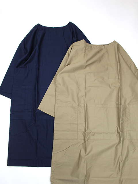 APRON SMOCK ONEPIECE NAPRON エプロンスモックワンピース