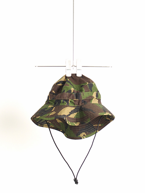 イギリス軍DPMカモハット