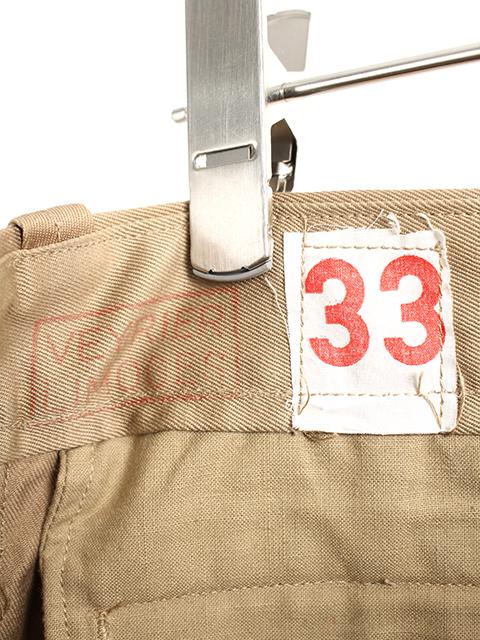 フランス軍M-52トラウザー33サイズデッドストック
