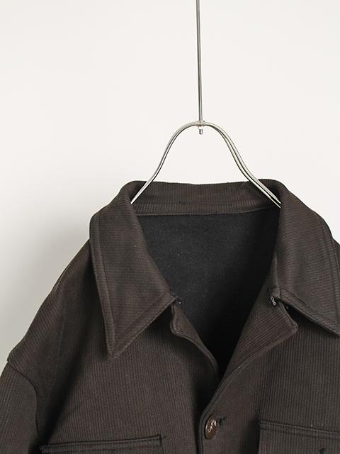 フランスヴィンテージハンティングジャケット動物ボタン