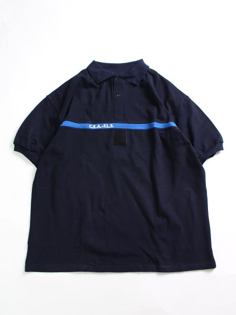 FRANCE POLICE POLO SHIRT フランス警察官ポロシャツ