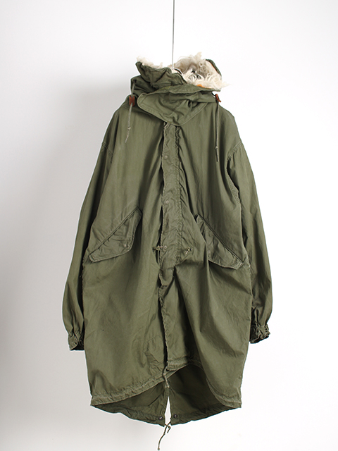 70s US ARMY M-65 COLD WETHER PARKA SET アメリカ軍M65フィッシュテールパーカセット