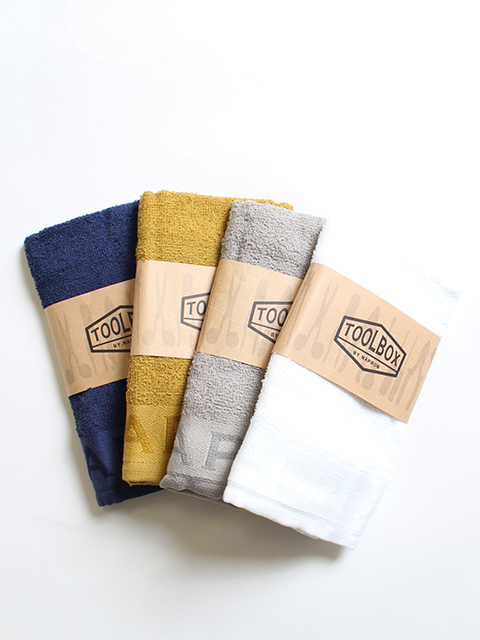 WORK TOWEL NAPRON ワークタオル