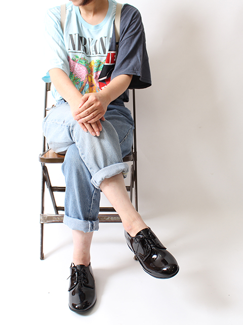 REMAKE 2FOR1 DENIM SUNNY SIDE UP-SIZE1 TYPE A サニーサイドアップ