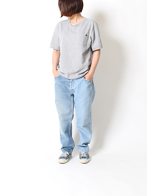 REMAKE 2FOR1 DENIM SUNNY SIDE UP-SIZE2 TYPE C サニーサイドアップ