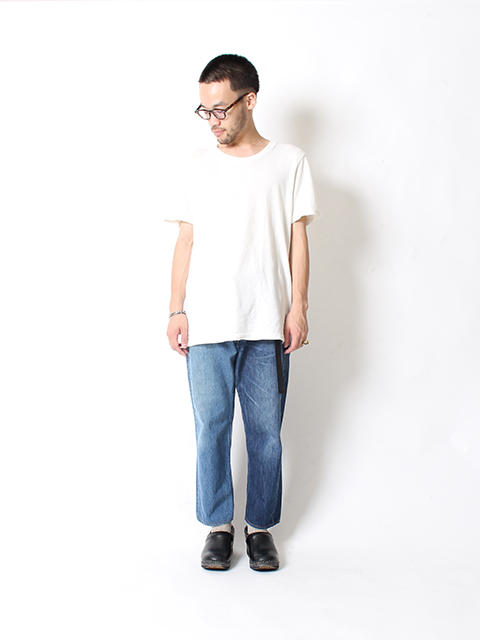 REMAKE 2FOR1 DENIM SUNNY SIDE UP-SIZE3 TYPE B サニーサイドアップ