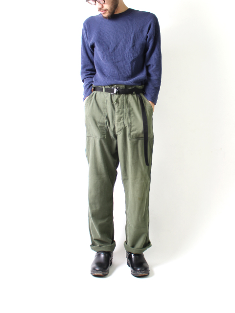 REMAKE 2FOR1 FATIGUE PANTS SUNNY SIDE UP-SIZE2 サニーサイドアップ