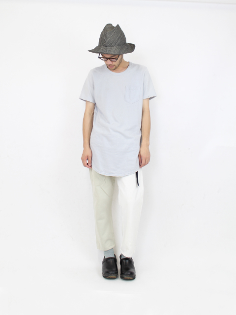 REMAKE 2FOR1 WHITE DENIM SUNNY SIDE UP-SIZE3 TYPE A サニーサイドアップ