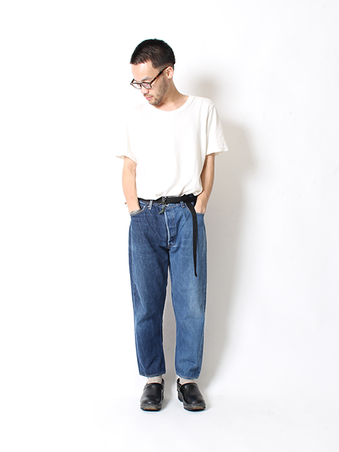 REMAKE 2FOR1 DENIM SUNNY SIDE UP-SIZE3 TYPE A サニーサイドアップ
