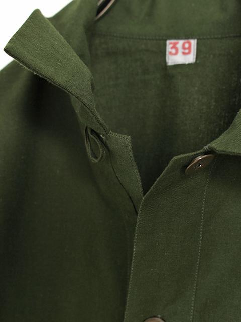 スウェーデン軍M-55プルオーバーシャツ