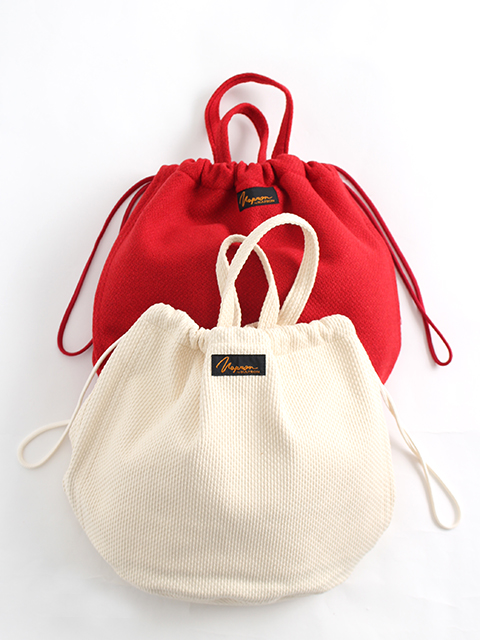 THICK FABRIC PATIENTS BAG NAPRON 厚手ペイシェントバッグ