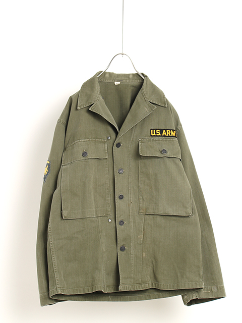アメリカ軍HBTジャケット3