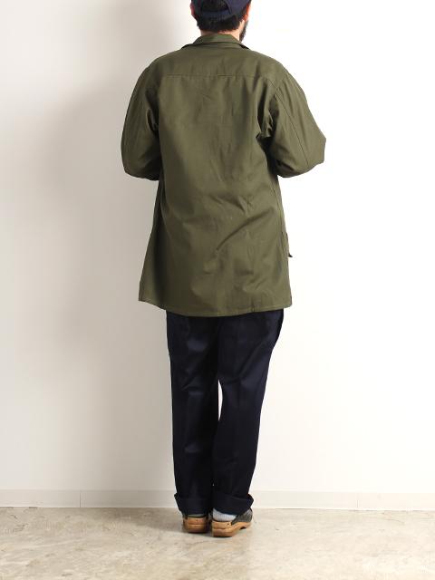 アメリカ軍ジャングルファティーグシャツリップストップ