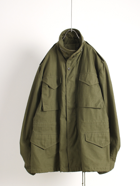 【DEAD STOCK】US ARMY M-65 2nd FIELD JACKET アメリカ軍M65フィールドジャケット