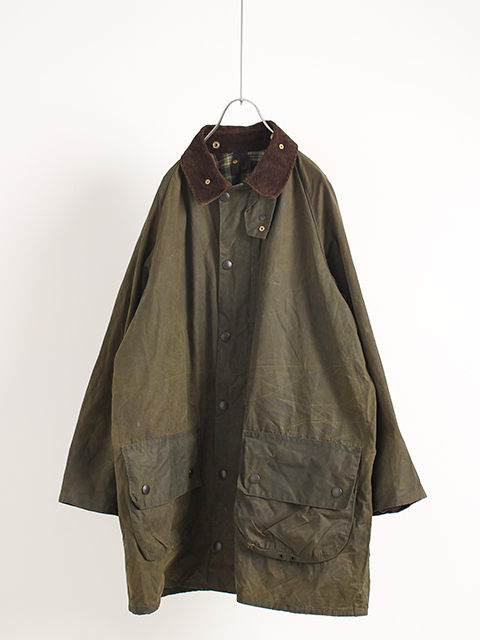 VINTAGE 2WARRANT BARBOUR GAMEFAIR C42 WITH LINNER ヴィンテージバブアーゲームフェアーライナー付