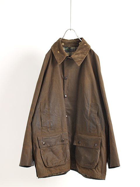 VINTAGE 2WARRANT BARBOUR MOORLAND C46ヴィンテージ2ワラントバブアームーアランド