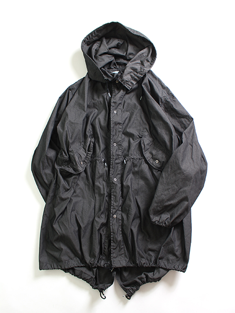 US ARMY SNOW CAMOUFLAGE PARKA NYLON BLACK アメリカ軍スノーパーカ