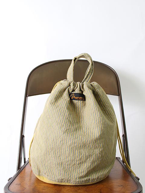 YELLOW STRIPE PATIENTS BAG NAPRON イエローストライプペイシェントバッグ
