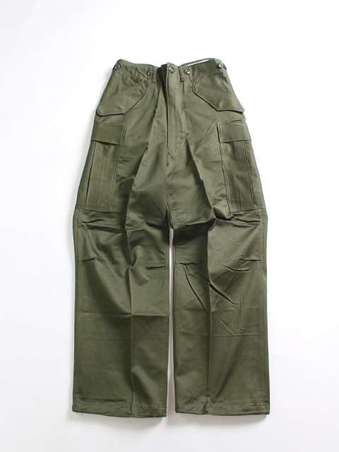 US ARMY M-51 FIELD TROUSERS アメリカ軍M51フィールドトラウザー