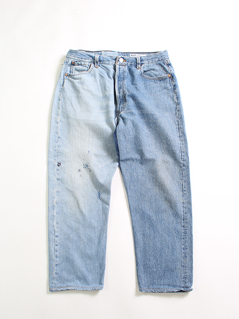 REMAKE 2FOR1 DENIM SUNNY SIDE UP-SIZE3 TYPE C サニーサイドアップ