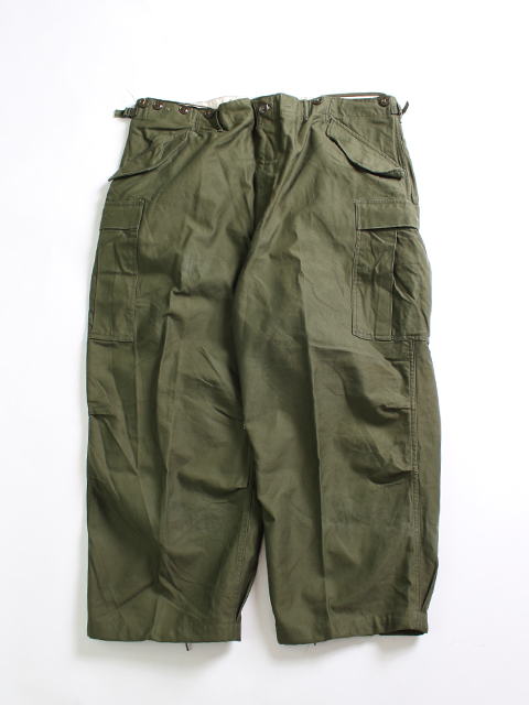 REMAKE M-51 FIELD PANTS SUNNY SIDE UP- サニーサイドアップ