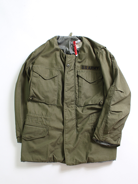 REMAKE M-65 MILITARY JACKET SUNNY SIDE UP-サニーサイドアップ