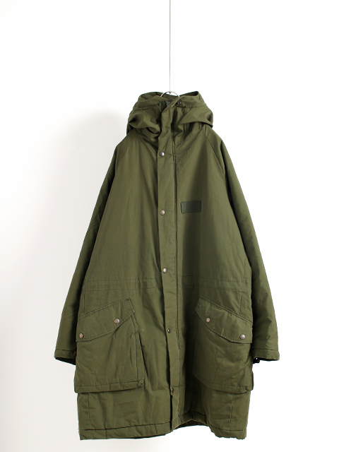 SWEDEN ARMY M90 COLD WEATHER PARKA スウェーデン軍M90パーカ前期