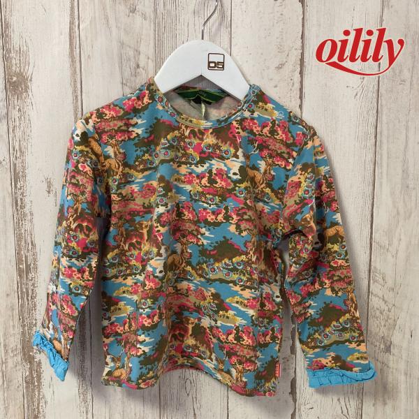 OILILY オランダで見つけた懐かしい初代バンビ柄Tシャツ!92 98サイズ
