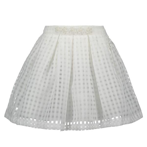 【Le Chic】ワッフルふわふわスカート 104/116/128/140/152サイズ ★特別価格★