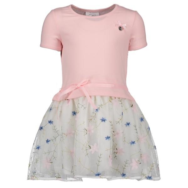 【Le Chic】ふわふわスカートのワンピ(ピンク) 104/116/128サイズ ★特別価格★