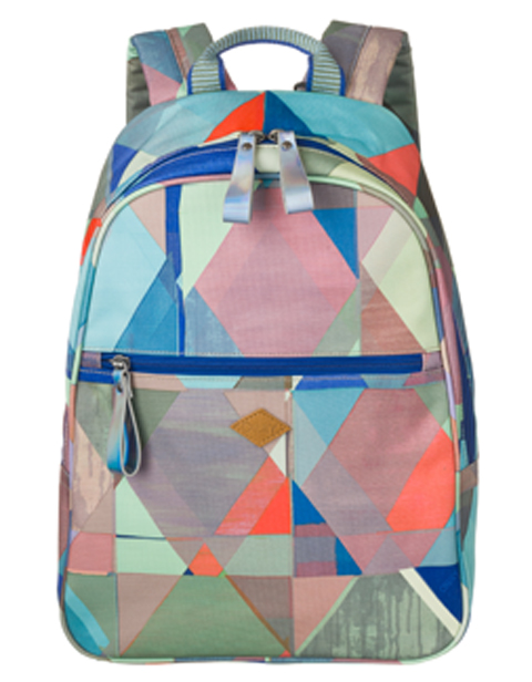 OILILY【OES7514-999】Back to school リュック(S) Multicolor