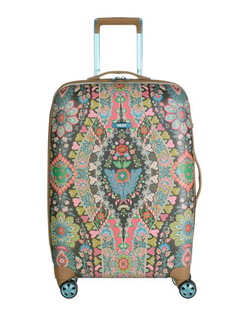 【OTR4502-013】Travel Hardshell Trolley 25inch Chacoal