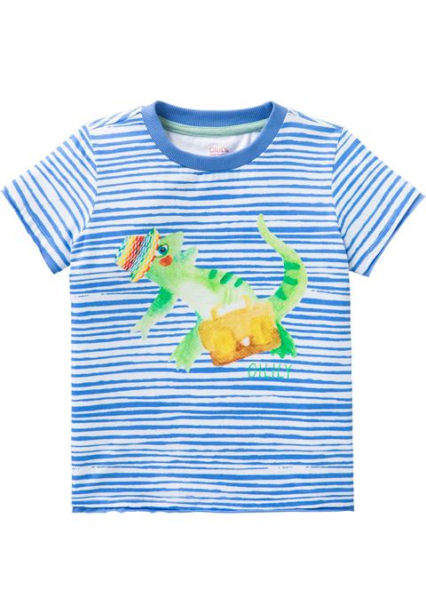 OILILY【YS18BJE502】カメレオンTシャツ116/128サイズ