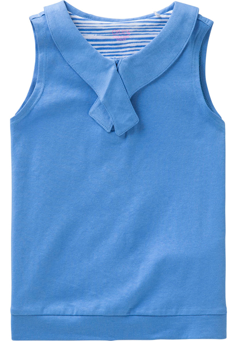 OILILY【YS18GJE207】襟付きリボン風シャツ 104/116/128サイズ