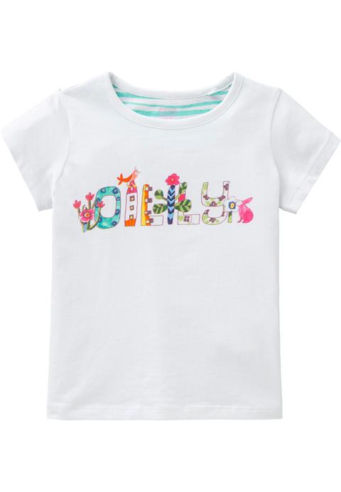 OILILY【YS18GJE213】オイリリーロゴTシャツ 104サイズ