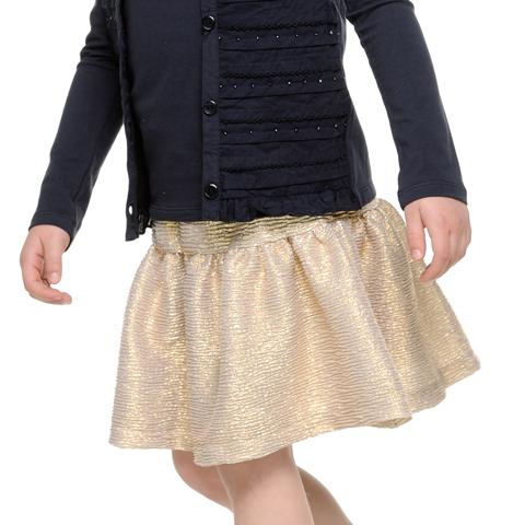 【Le Chic】 シャイニースカート<GOLD> 128/140/152サイズ★特別価格★