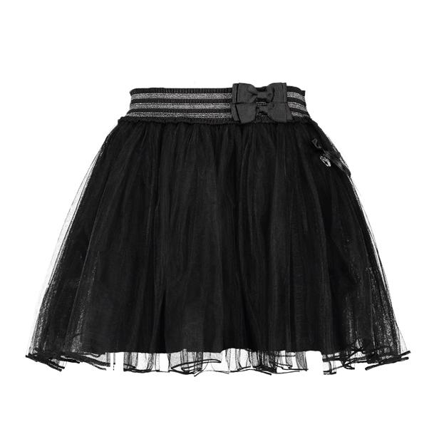 【Le Chic】チュチュスカート<黒>128/140/152サイズ