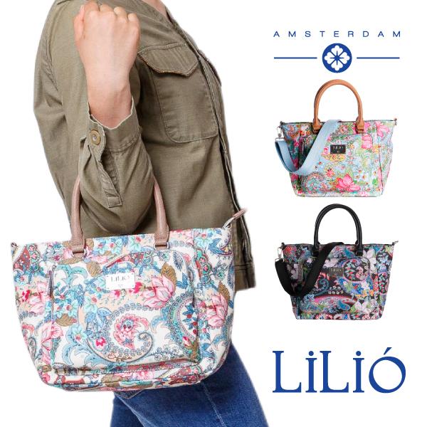 LiliO リリオ ハンドバッグ【LIL0203】