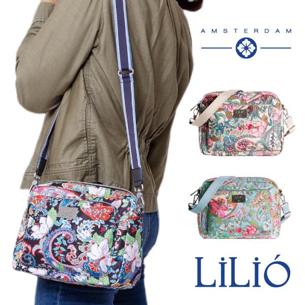 LiliO リリオ ショルダーバッグ Sサイズ【LIL0204】