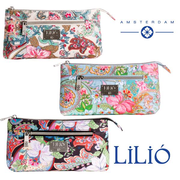 LiliO リリオ コスメティックポーチ【LIL0213】