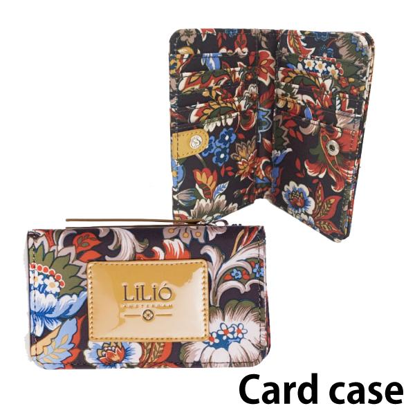 【リリオ】カードケース 小銭入れ付き【lil0515】