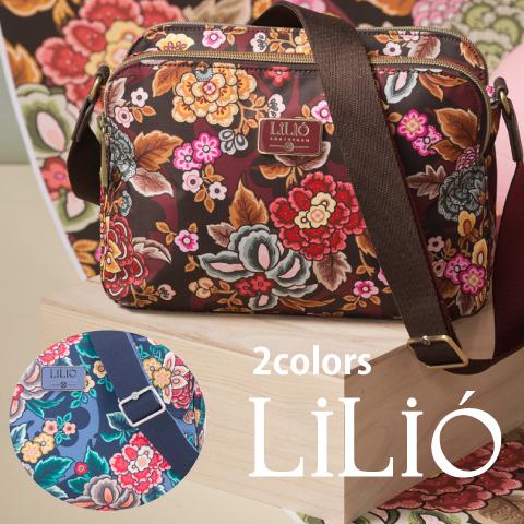 LiLiO【LIL9524】斜め掛けバッグ
